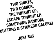 TWO SHIRTS,